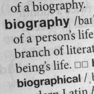 Biography & Autobiography
